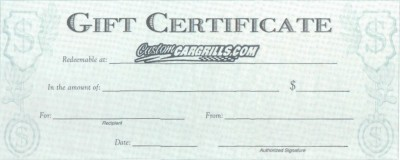 Gift Certificate Template Free Download Gift Certificate