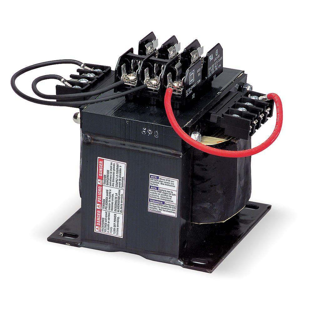 hight resolution of control transformer