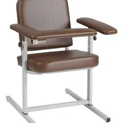 Blood Draw Chair Amazon Uk Loose Covers Narrow Standard Height 1202 Lu N