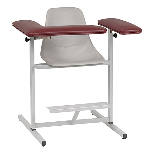 blood draw chair white dining table chairs phlebotomy tall height custom comfort medtek