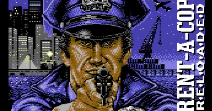 Rent-A-Cop Reloaded – A full version of the C64 Rent a Cop