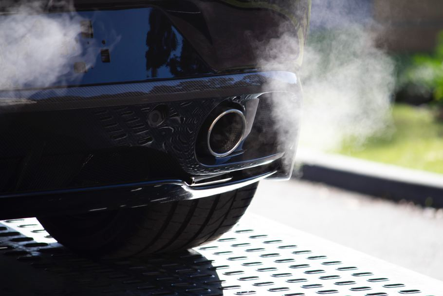 exhaust installation and repair service