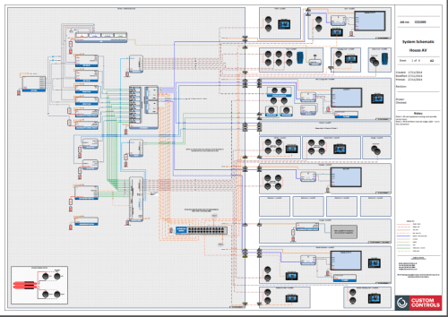 small resolution of audio video schematic