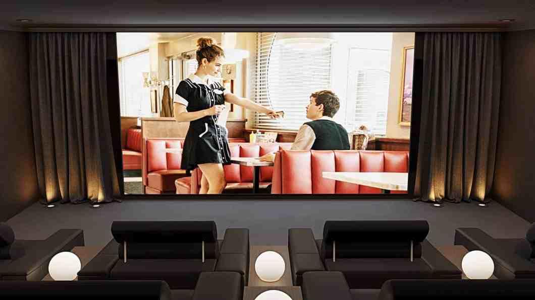 High End Home Cinema Room