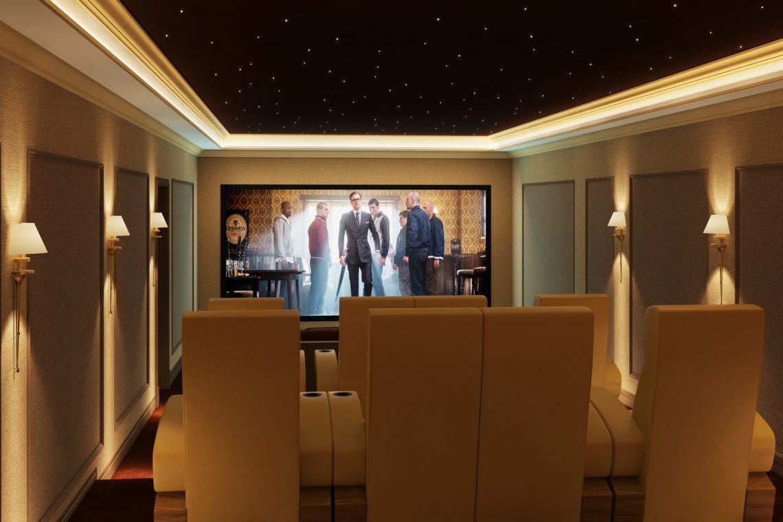 dream home cinema a comprehensive