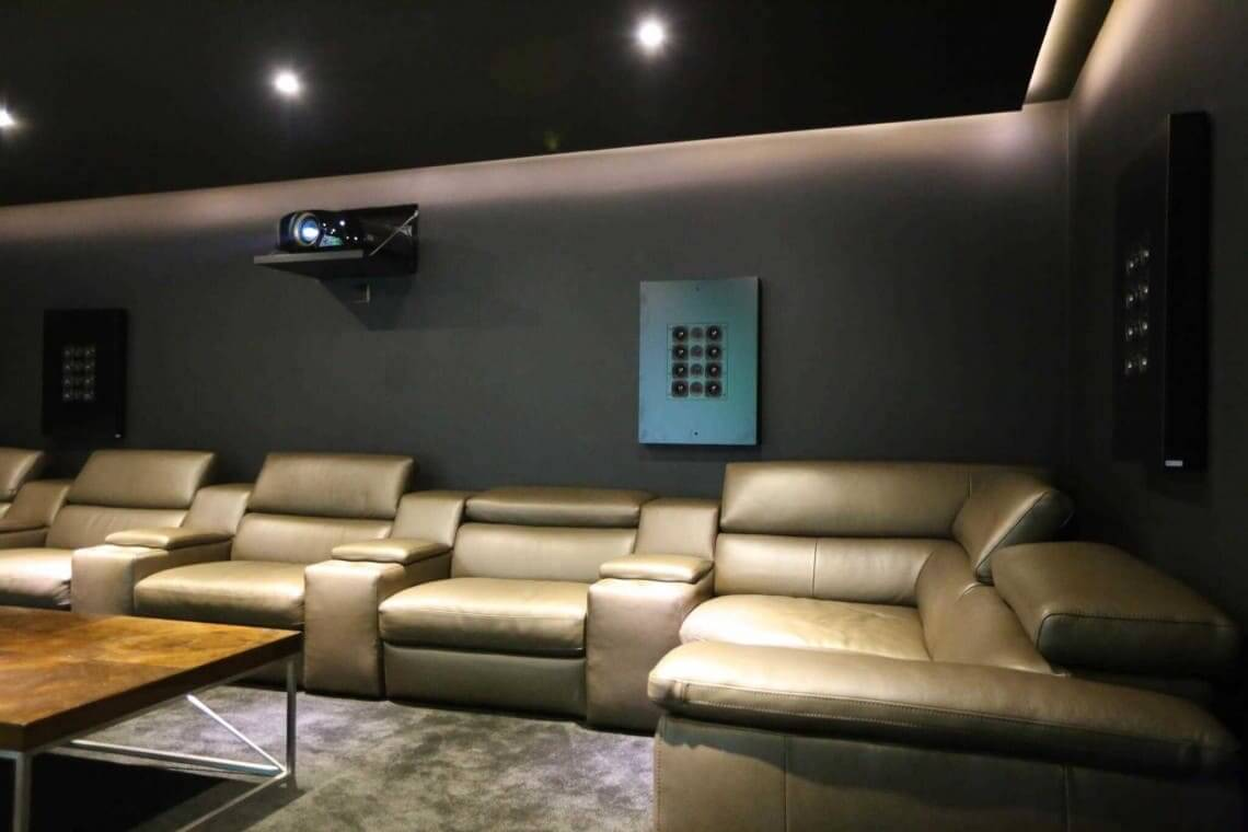 5 Steps to Building a Great Home Theater or Home Cinema Room