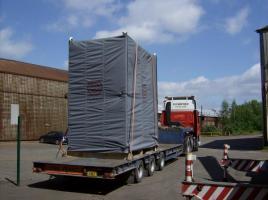 Covers for Logistics  Custom Covers