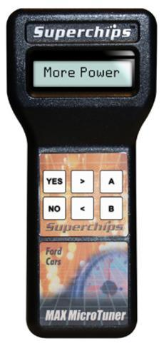 Ford 60l Diesel tuner Superchips 1704 Max Micro Tuner