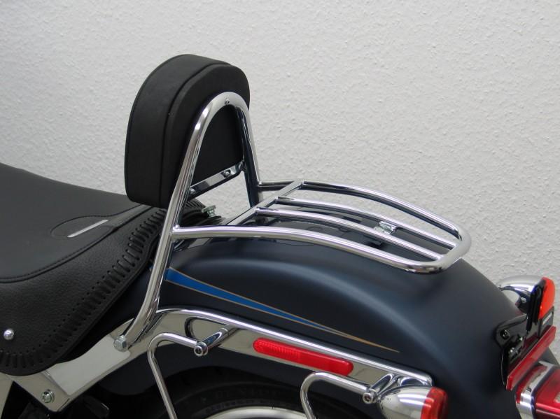 Harley Davidson Softail Up Twin Cam Driver Backrest