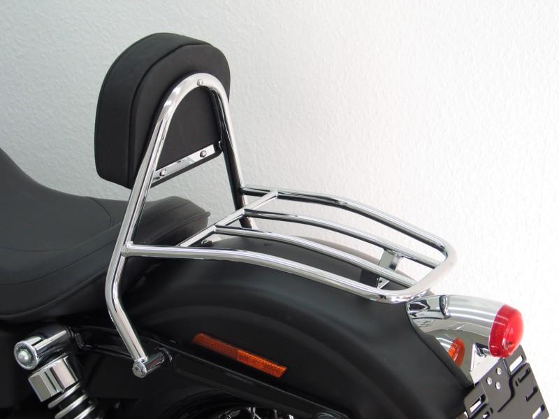 Harley Davidson Dyna Glide 20062008 Driver Backrest and