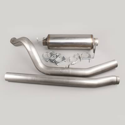 ford f350 bully dog performance exhaust