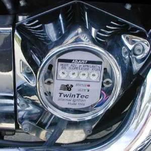 Harley Davidson Big Twin & XL Billet Ignition unit upgrade daytona twintec 1005 EX Evo