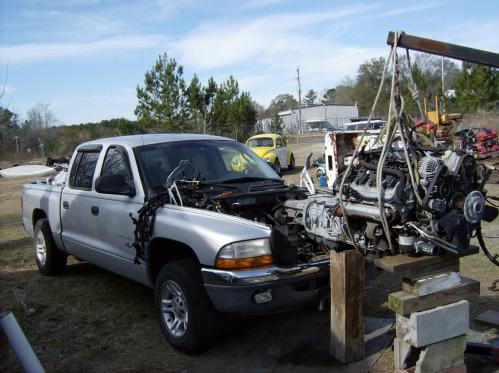 small resolution of click image for larger version name dodge dakota 5 7 hemi motor 002 jpg