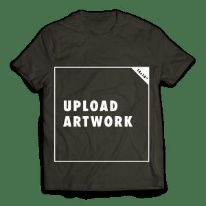 Upload your own artwork digital tees by Digilog Designs