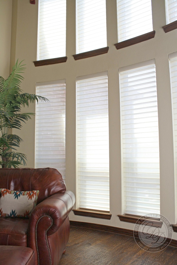 High ceiling window treatments finest room window High ceiling window treatments