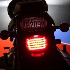 2005 Harley Softail Wiring Diagram Sony Mex Bt2900 Davidson Motorcycle Led Lights By Custom Dynamics