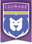 Courage League Logo