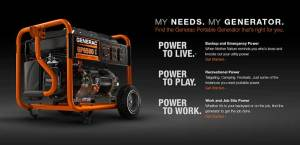 Generator sales and installation