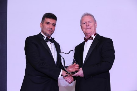 Safwan Al Khatib - Lifetime Achievement Award