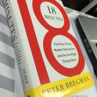 Just 18 Minutes a day can revolutionise your year & life