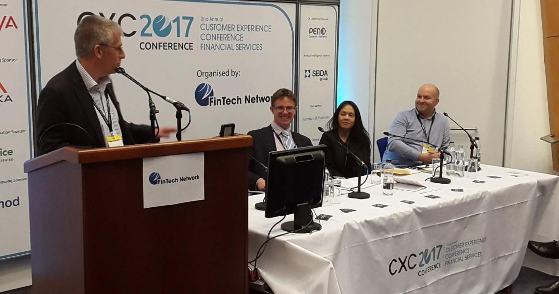 FinTech meets CX