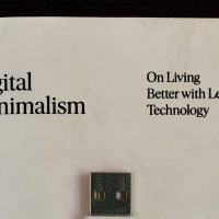 Would you benefit from Digital Minimalism to reduce your screen addiction?