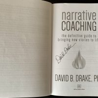 Narrative Coaching: helping your clients' stories to come to life