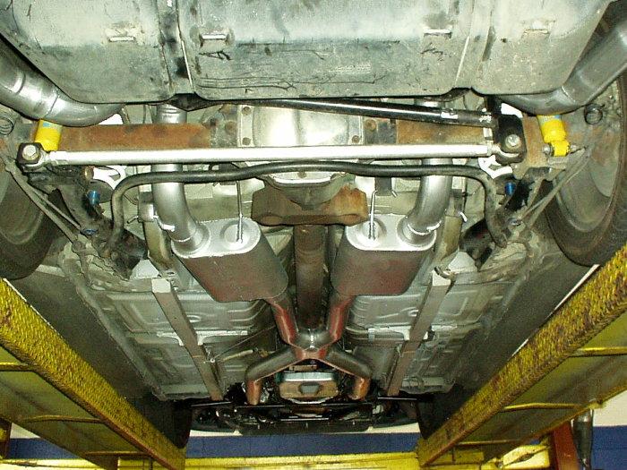 custom exhaust systems