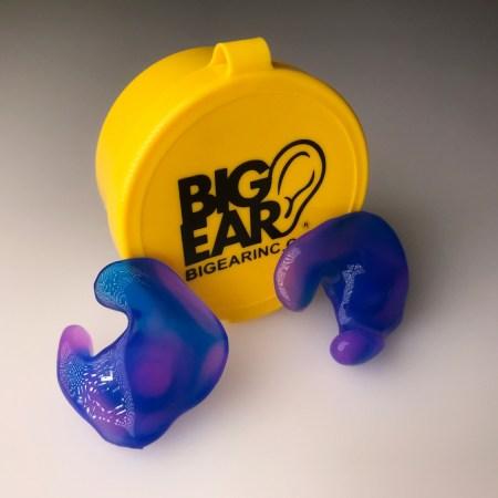 Custom Sleeping Ear Plugs