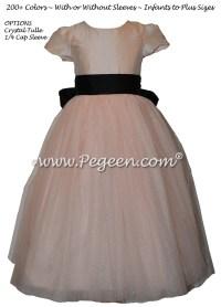 Tulle Flower Girl Dresses | Flower Girl Dresses & Suits ...