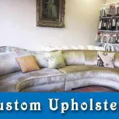 Custom Sofa Los Angeles Ca White Wicker Bed Upholstery Santa Monica Made Sofas