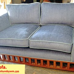 Los Angeles Sofas Leather Wood Sofa Set Custom Sectionals Couches Upholstery And Reupholstery Loveseat Losangeles