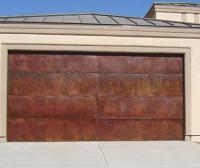 Custom Copper Garage Doors | Phoenix AZ | Call 602-677-5510