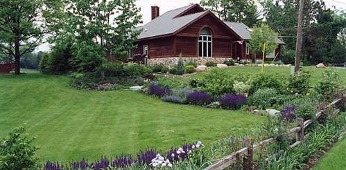 Country Garden Ideas For Small Gardens The Gardening