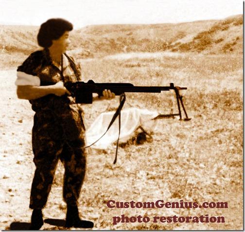 CustomGenius.com antique photo restoration