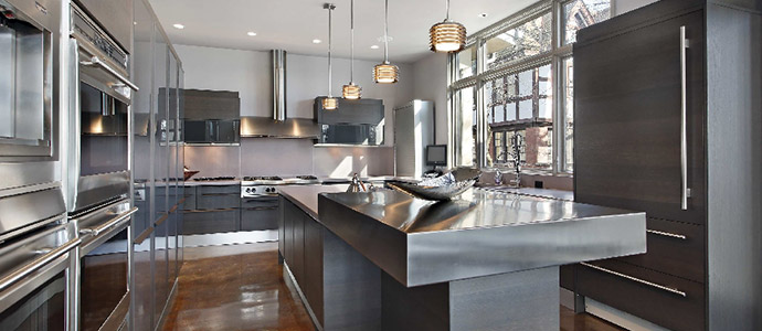 best countertops for kitchens kitchen bar lights - choosing the right material – custom ...
