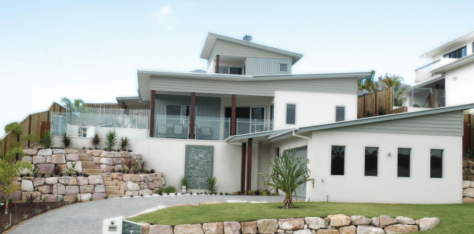 Split Level Home Design Custom Home Designs