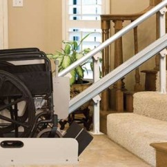 How Much Does A Stair Lift Chair Cost Mickey Mouse High Banner Home Wheelchair Lifts | Bruin Blog