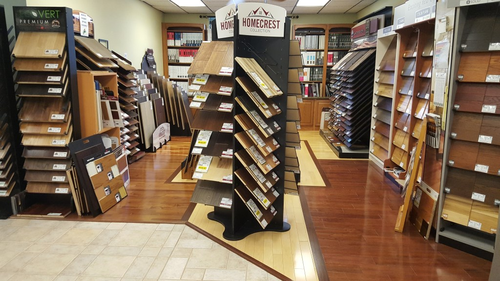 Custom Home Interiors Hardwood Selections