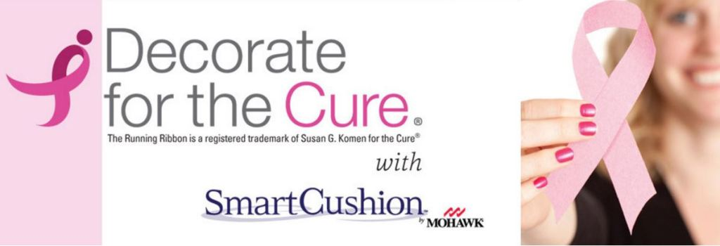 Mohawk Carpet Decorate for the Cure