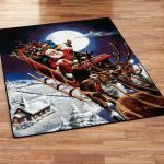 Milliken Santa's Big Night Rug