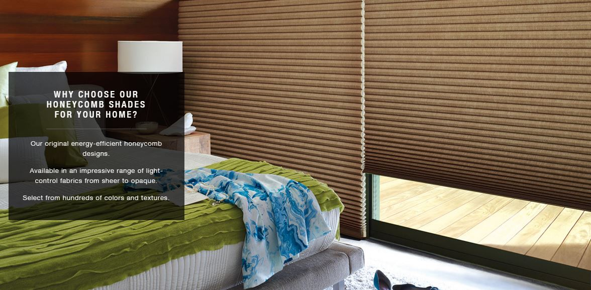 Why choose honeycomb shades?