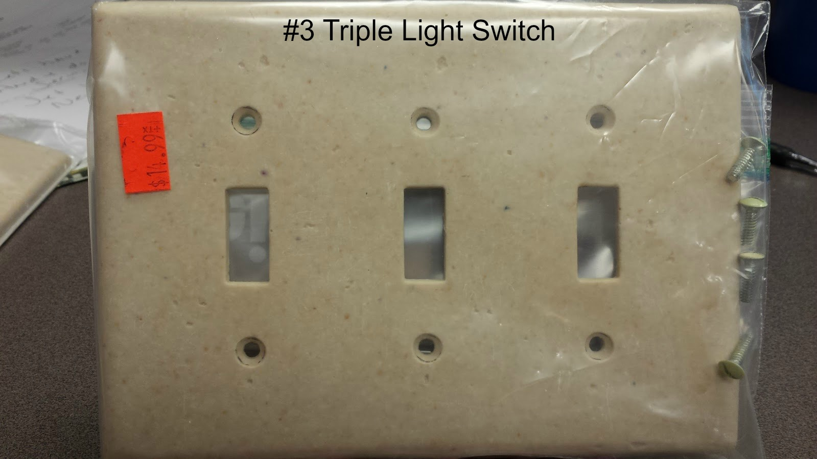 Plug And Light Switch Covers Switch Plate Covers  Natural Stone Travertine  Custom Home Interiors