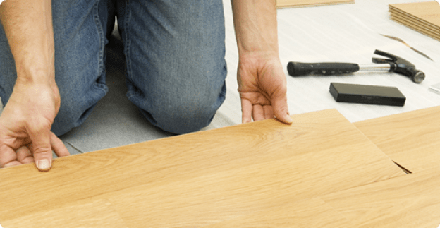 Laminate DIY Install