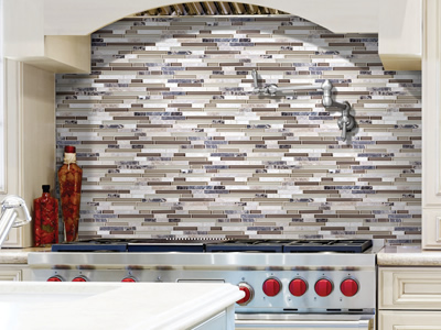 Bliss Mosaic Tiles