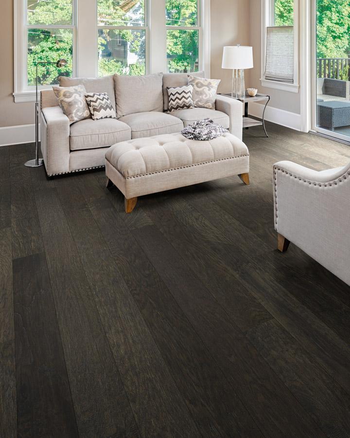 American Craftsmen Perfect Hardwood Flooring Custom Home Interiors