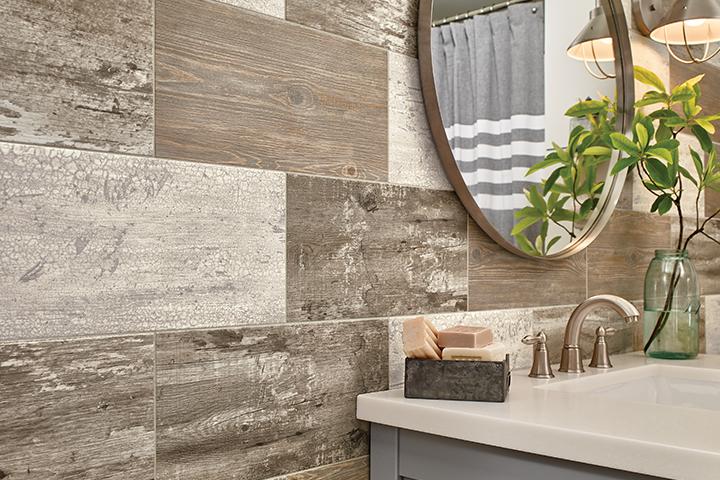 luxury vinyl tile  plank waterproof flooring  custom