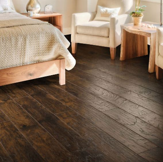 Hickory Handscraped Laminate