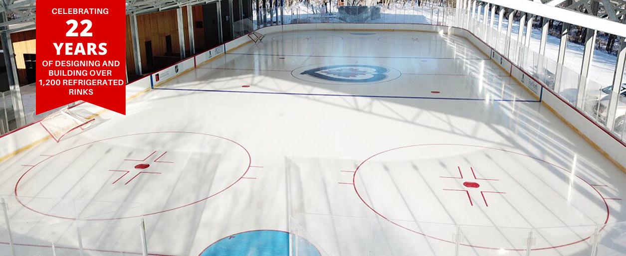 Custom Ice Rinks