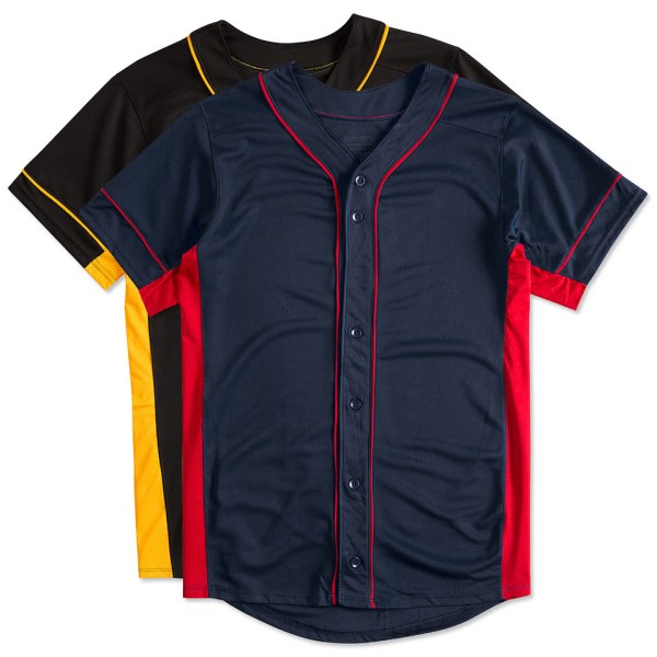 Custom Baseball Jersey Shirts